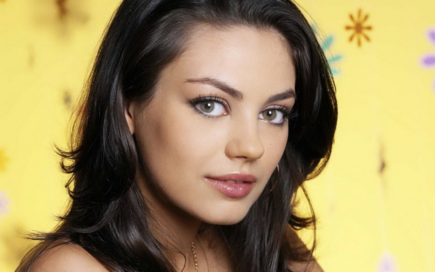 Мила Кунис. Фото с сайта nevseoboi.com.ua