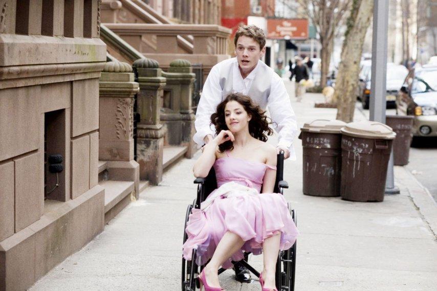 Кадр из фильма «Нью-Йорк, я люблю тебя»