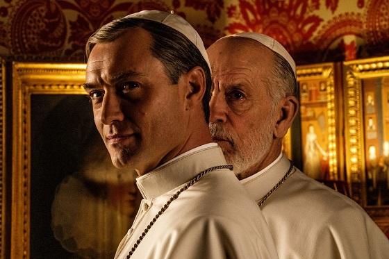 Промо сериала «Новый папа»