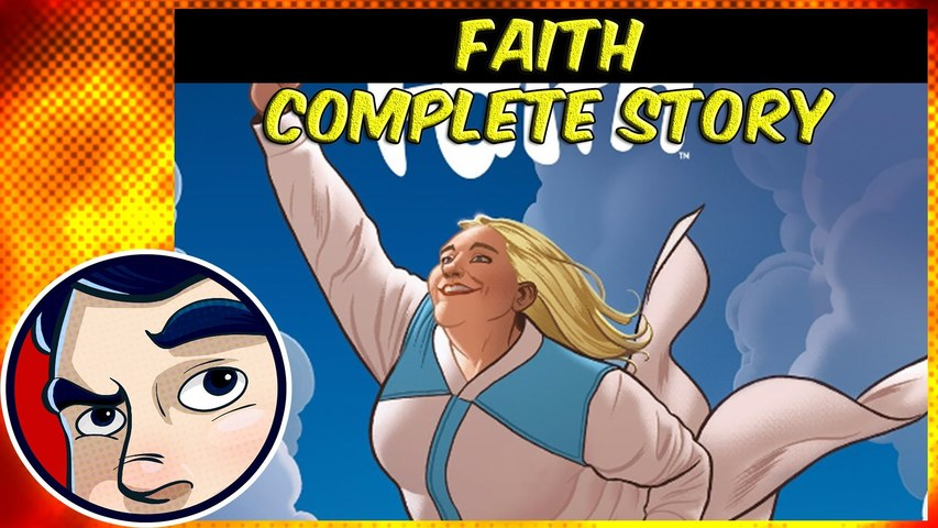 Картинка из комикса о Фэйт