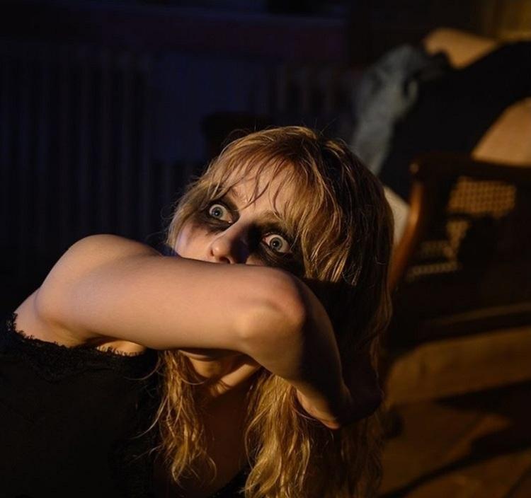 Кадр из фильма «Прошлой ночью в Сохо»
