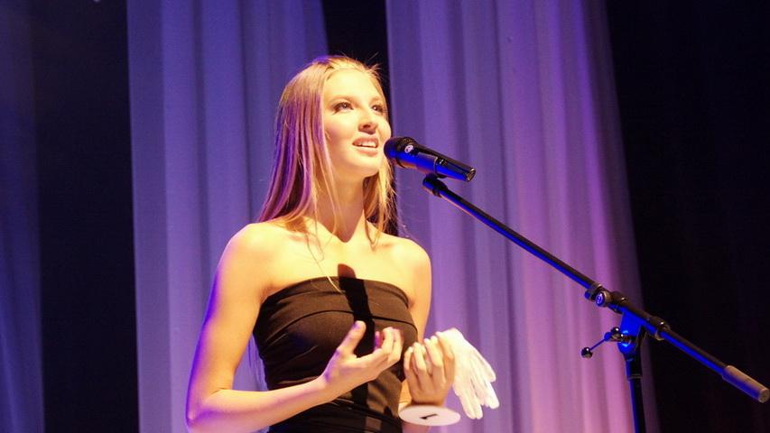 Мисс Екатеринбург-2010 Нина Савельева. Фото с сайта ekburg.ru