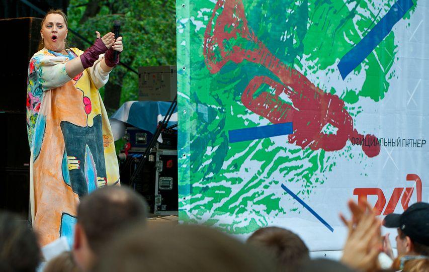 Нино Катамадзе. Фото © Weburg.net
