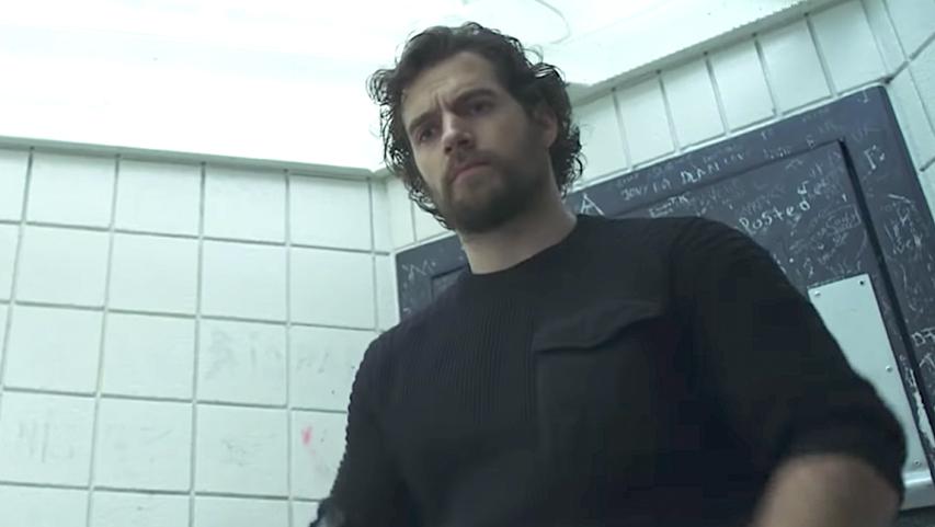 Кадр из фильма «Игра Ганнибала»