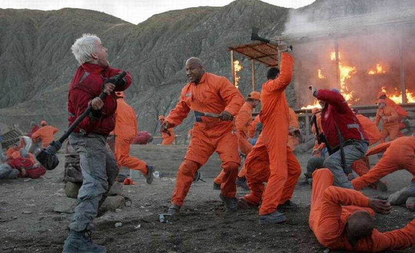 Кадр из фильма «Новая Земля»