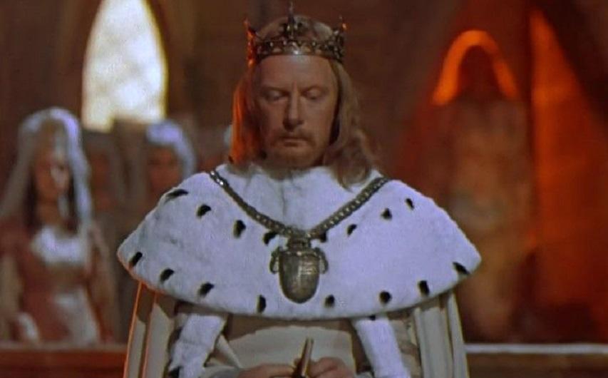 Кадр из фильма «Новые приключения янки при дворе короля Артура»