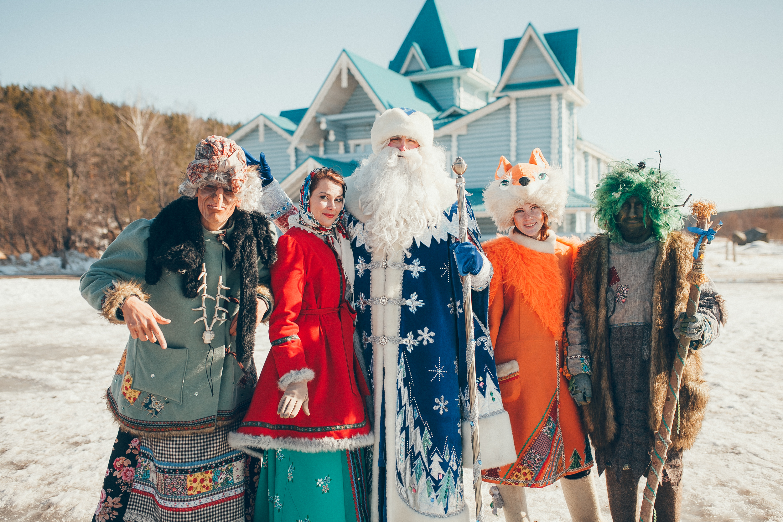 Фото с волшебниками предоставлено организаторами