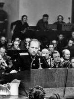 Нюрнбергский процесс. Фото с сайта genproc.gov.ru