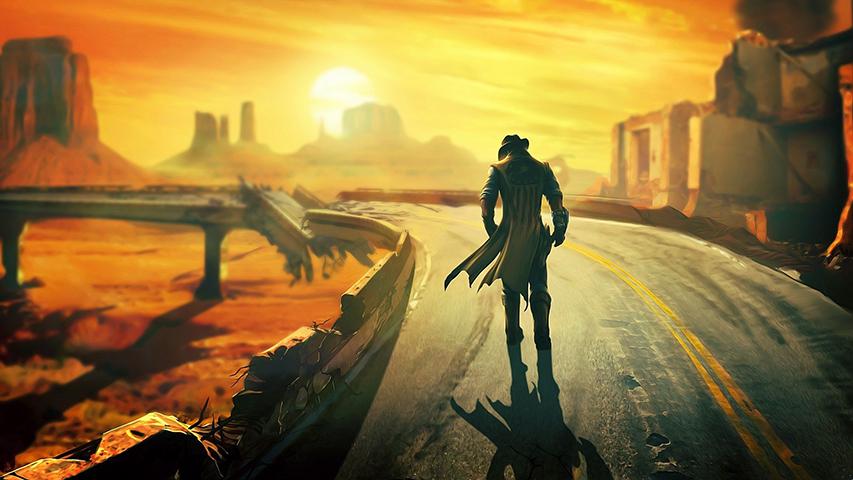 Отсутствие еще одной Fallout от Obsidian