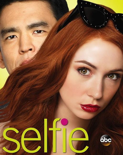 Постер сериала «Селфи»