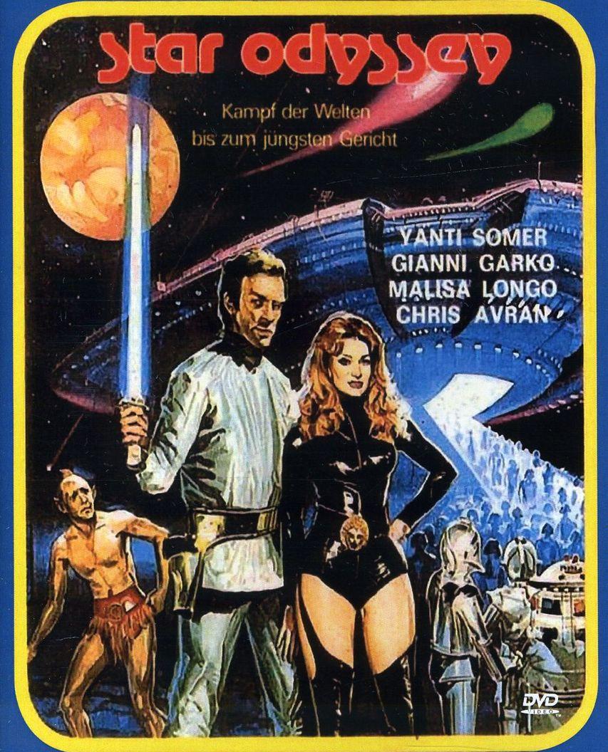 Постер фильма «Звездная одиссея»