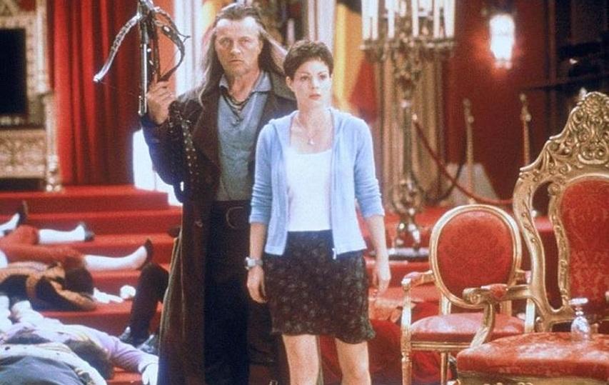 Кадр из сериала «Десятое королевство»