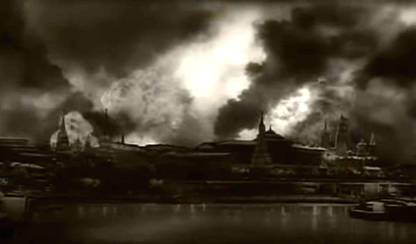 Кадр из фильма «Окраина»