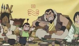 Кадр из аниме Onigamiden