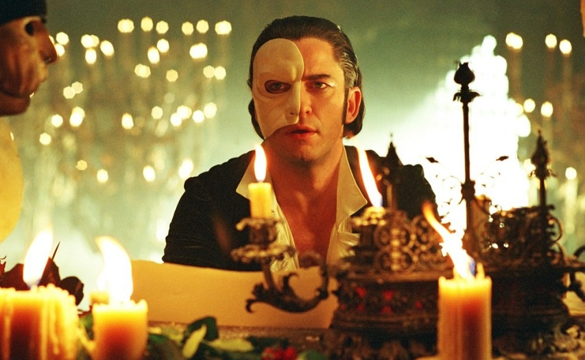 Кадр из фильма «Призрак оперы»
