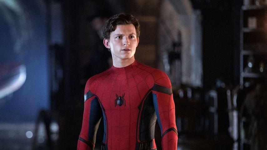 Кадр из фильма «Человек-паук»