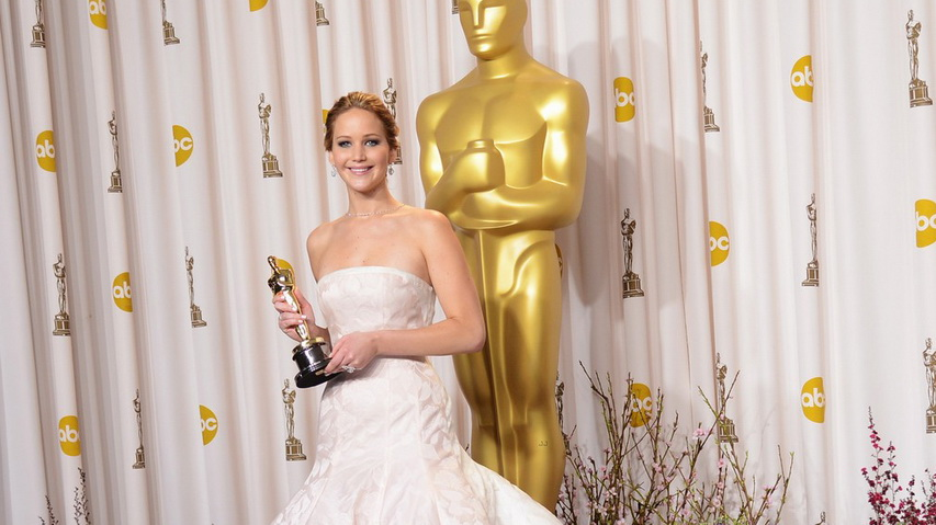 Церемония вручения премии «Оскар» в 2013 году. Фото с сайта izuminki.com