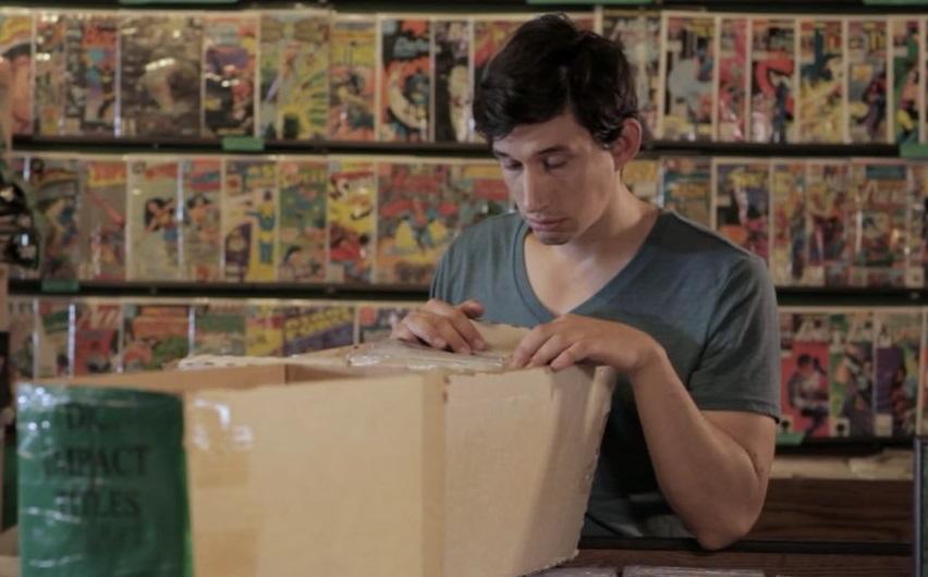 Кадр из фильма «Гэйби»
