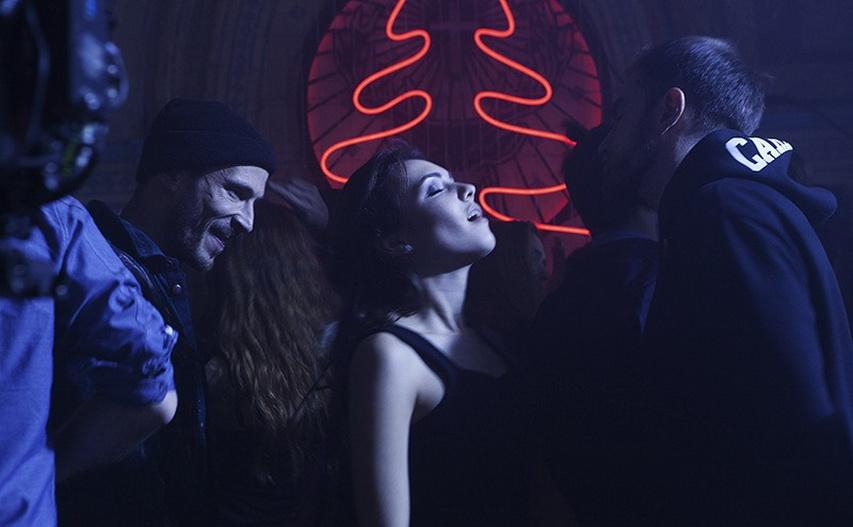 Кадр из фильма «На острие»