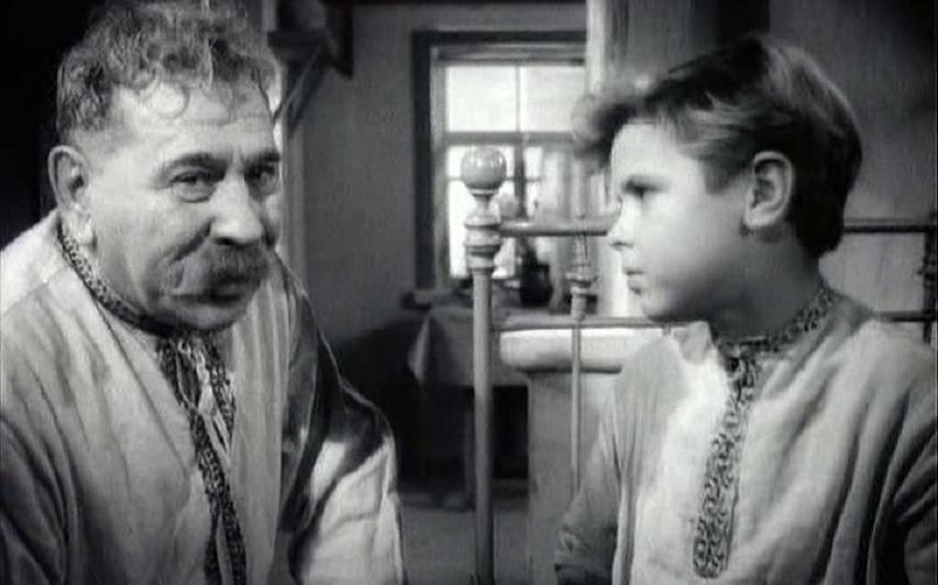 Кадр из фильма «Отряд Трубачева сражается»