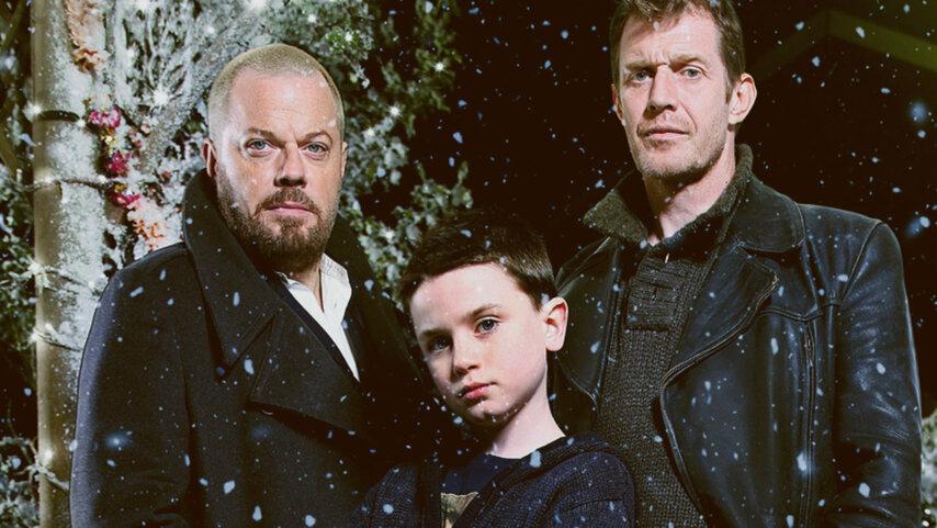 Кадр из фильма «Потерянное Рождество»