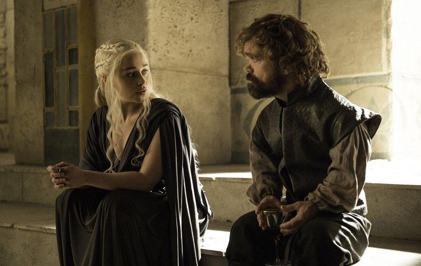 Кадр из сериала «Игра престолов»