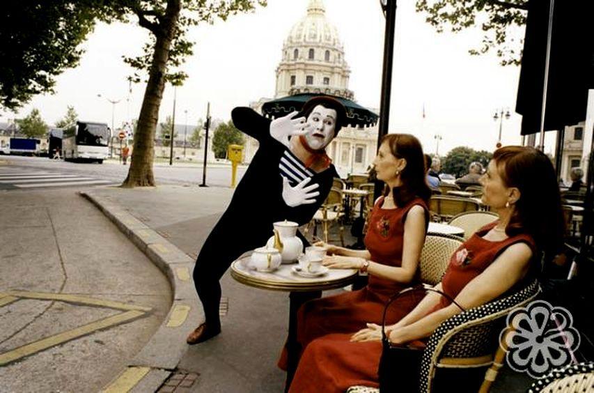 Кадр из фильма «Париж, я люблю тебя!»