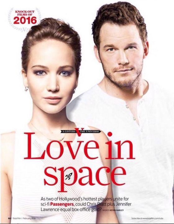 Обложка журнала Total Film