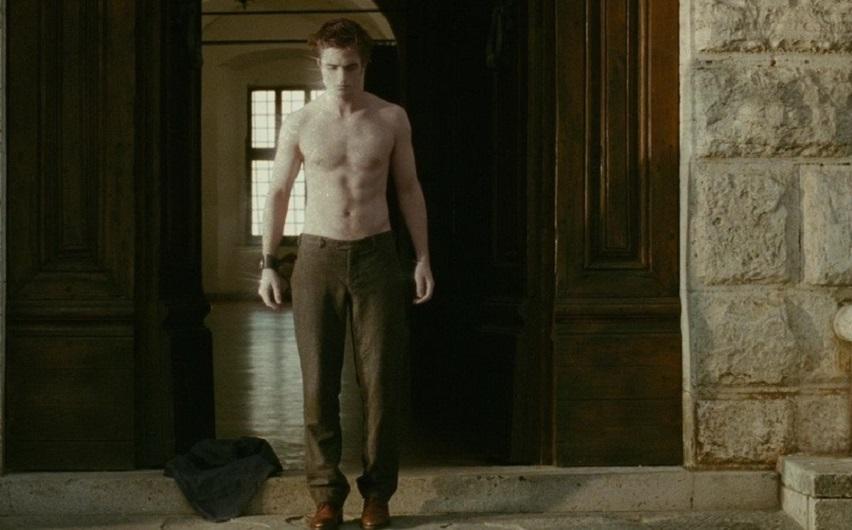 Кадр из фильма «Сумерки. Сага. Новолуние»