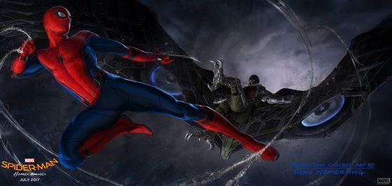 Промо фильма «Человек-паук: Возвращение домой»