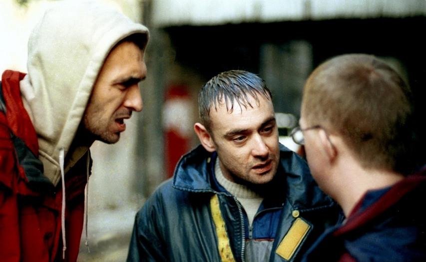 Кадр из фильма «Адам и Пауль»