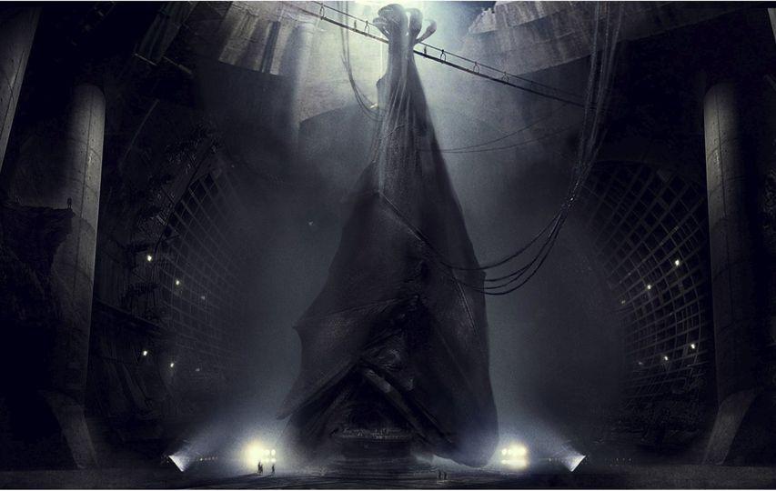 Концепт фильма «Empire V»