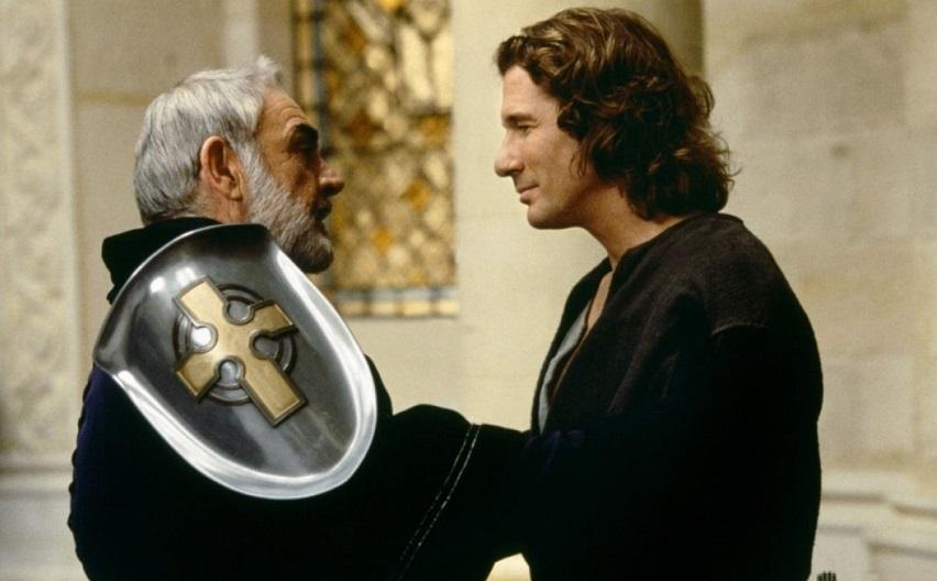 Кадр из фильма «Первый рыцарь»