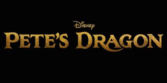 Логотип фильма «Пит и его дракон»