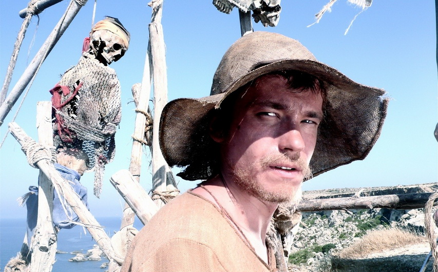 Кадр из фильма «Форт Росс. В поисках приключений»