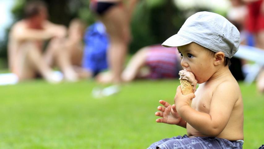 В Парке сказов всех детей угостят мороженым