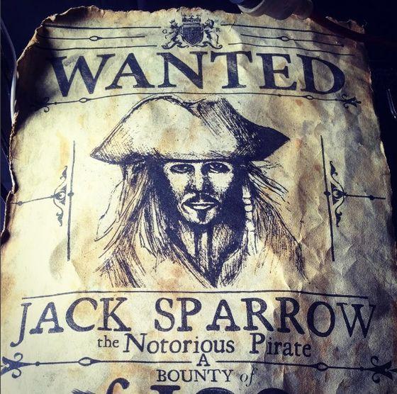 Постер фильма «Пираты Карибского моря. Мертвецы не болтают»