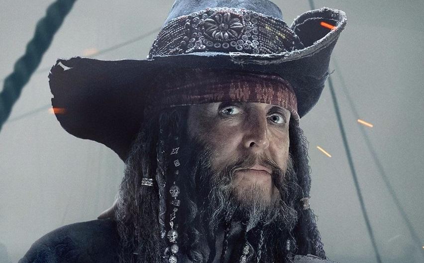 Промо фильма «Пираты Карибского моря: Мертвецы не рассказывают сказки»