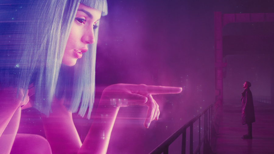 Кадр из фильма «Бегущий по лезвию 2049»