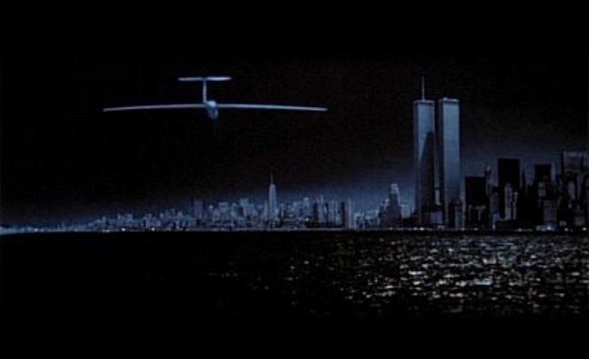 Кадр из фильма «Побег из Нью-Йорка»