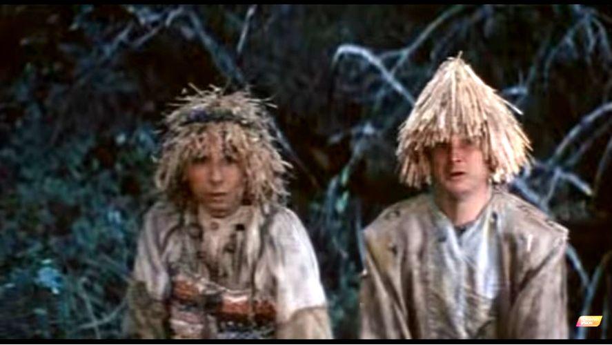 Кадр из фильма «Подарок черного колдуна»