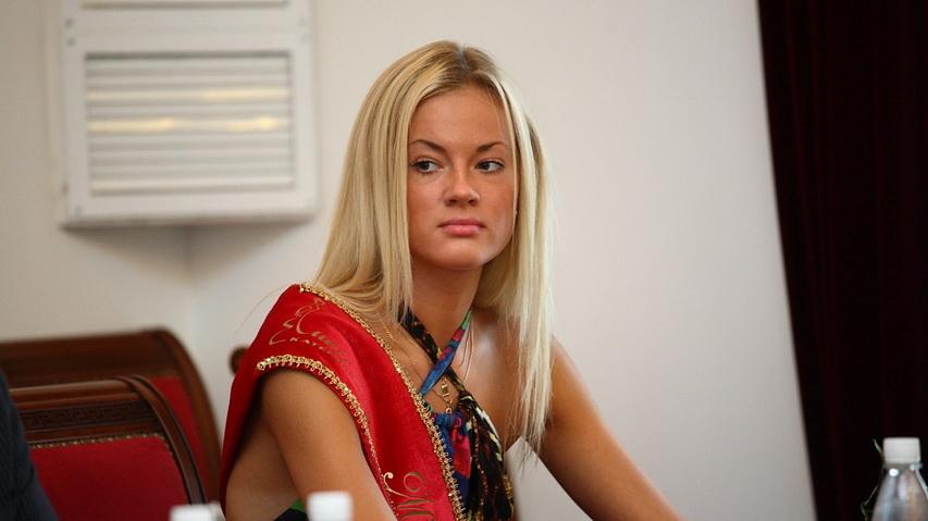 Мисс Екатеринбург-2008 Екатерина Попкова. Фото с сайта ekburg.ru