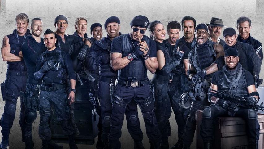 Постер к фильму «Неудержимые 3». Изображение с сайта tjournal.ru