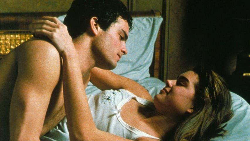 Кадр из фильма «Бесконечная любовь»