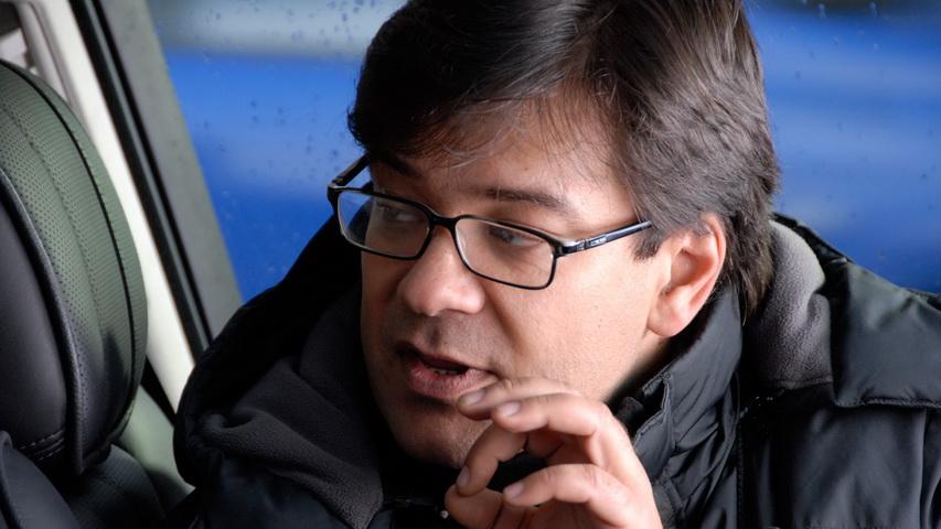 Режиссер Андрей Прошкин. Фото с сайта filmz.ru