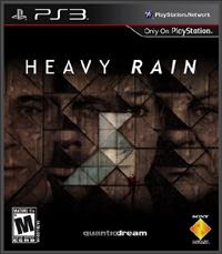 Обложка игры Heavy Rain