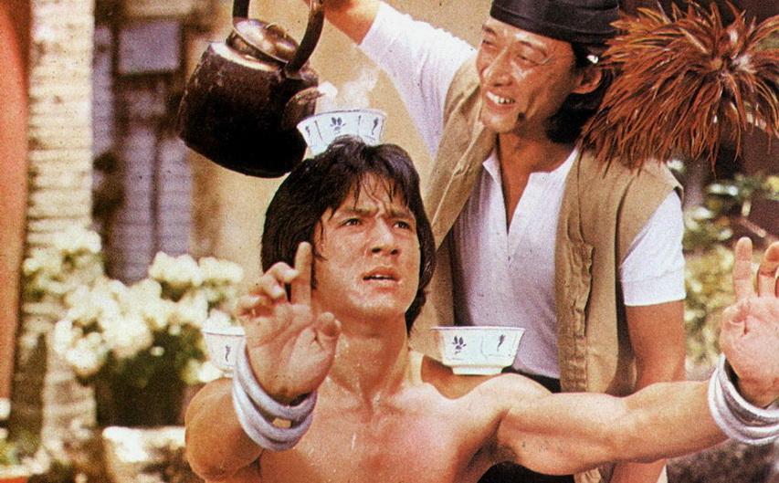 Кадр из фильма «Пьяный мастер»
