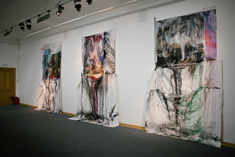 Фото работы с выставки «После нас» предоставлено организаторами