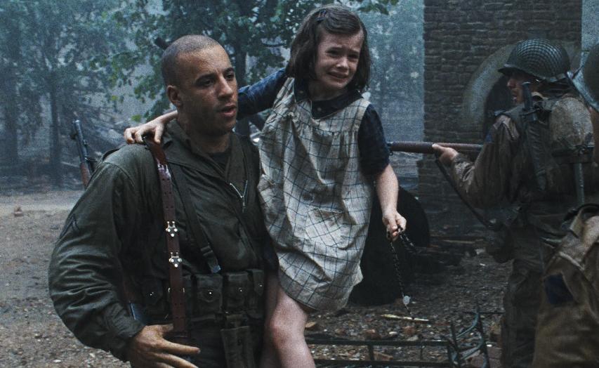 Кадр из фильма «Спасти рядового Райана»