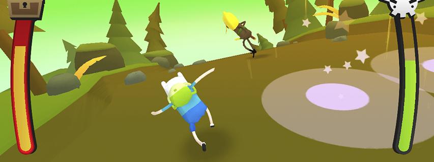 Adventure Time: Run